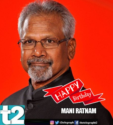 Happy birthday to the master storyteller, Mani Ratnam. Roja, Dil Se, Bombay or Guru, pick a Mani fave.