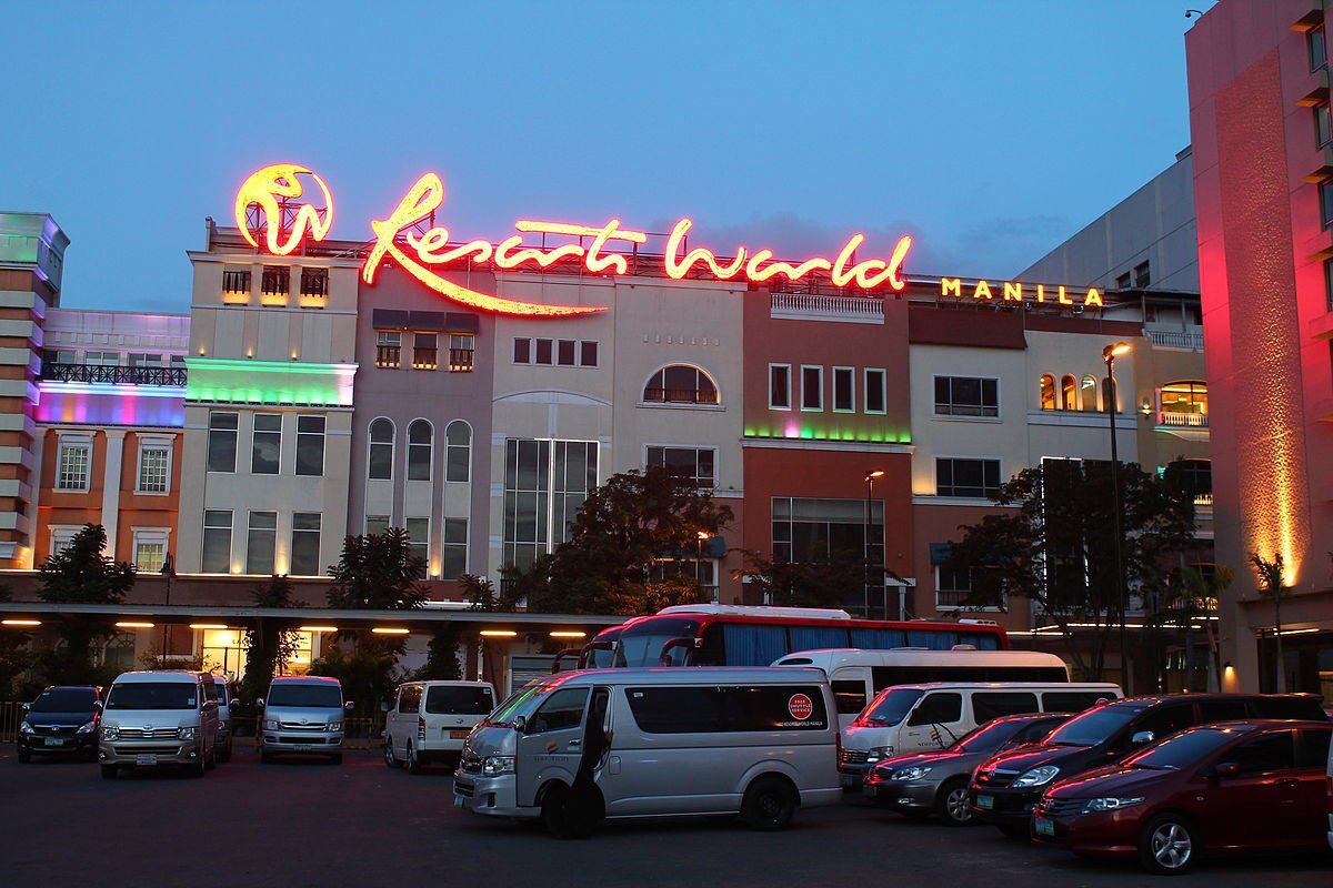 Image result for resorts world manila hotel