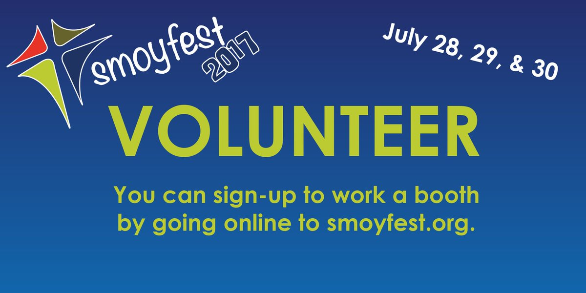 st margaret of york on twitter smoyfest online volunteer sign up is ready for you want to chair a booth contact the parish office