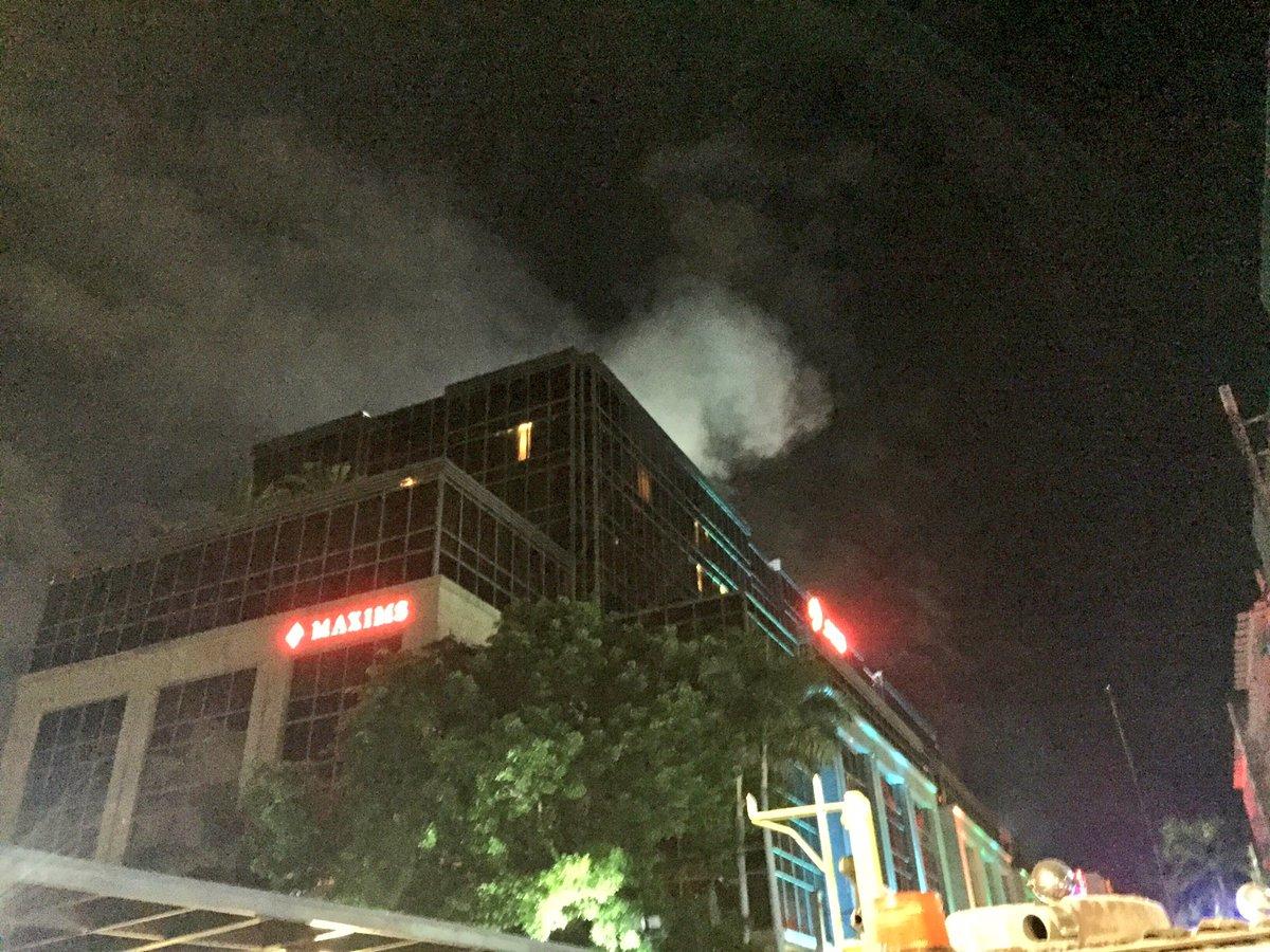 ISIS claims Manila casino attack