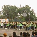 90+ @Sunkistelem grade 6 students performed for this year's @PacificSymphony Bravo assembly. #mozart #aesdvapa @AnaheimElem