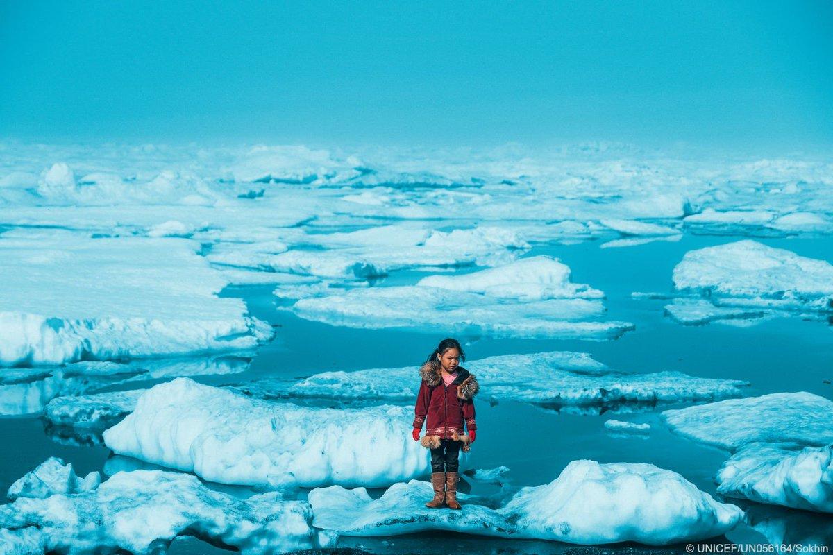 UNICEF en español's photo on #cambioclimático