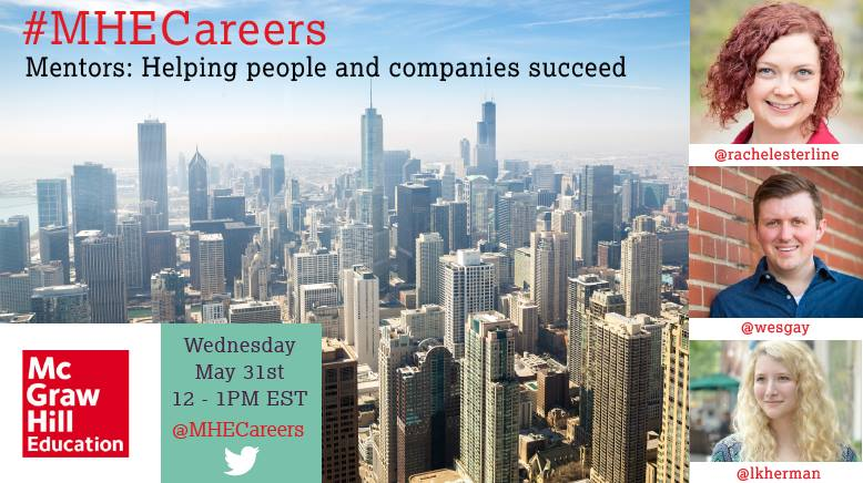 Thumbnail for #MHECareers | Mentorship: Helping people and companies succeed