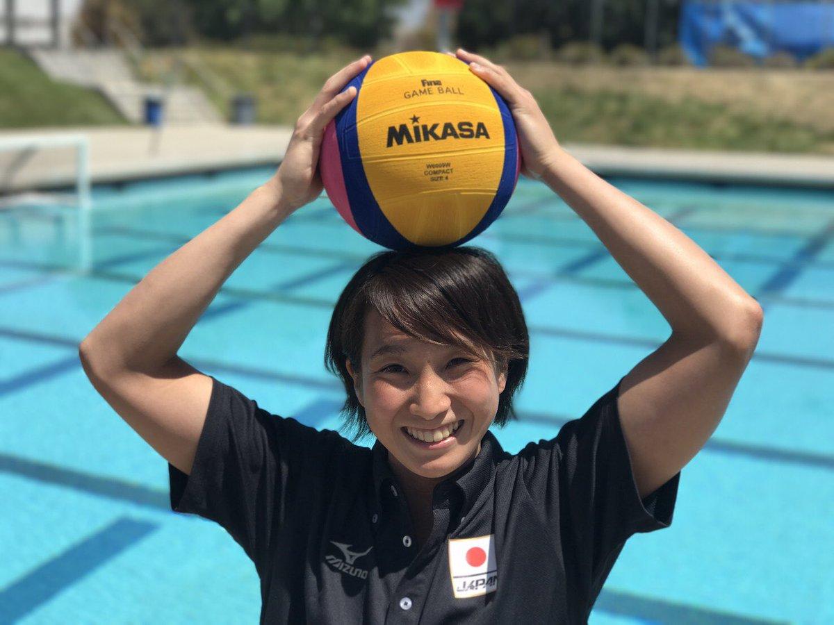 水球女子日本代表
