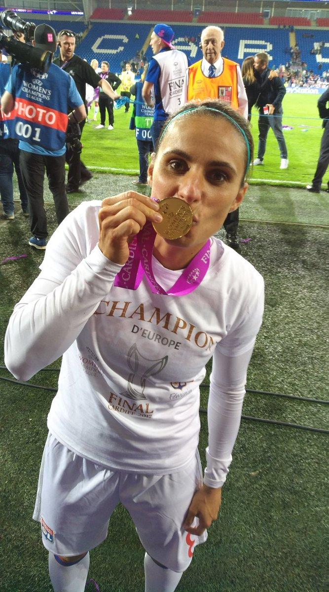 CHAMPIONNES D'EUROPE !!!