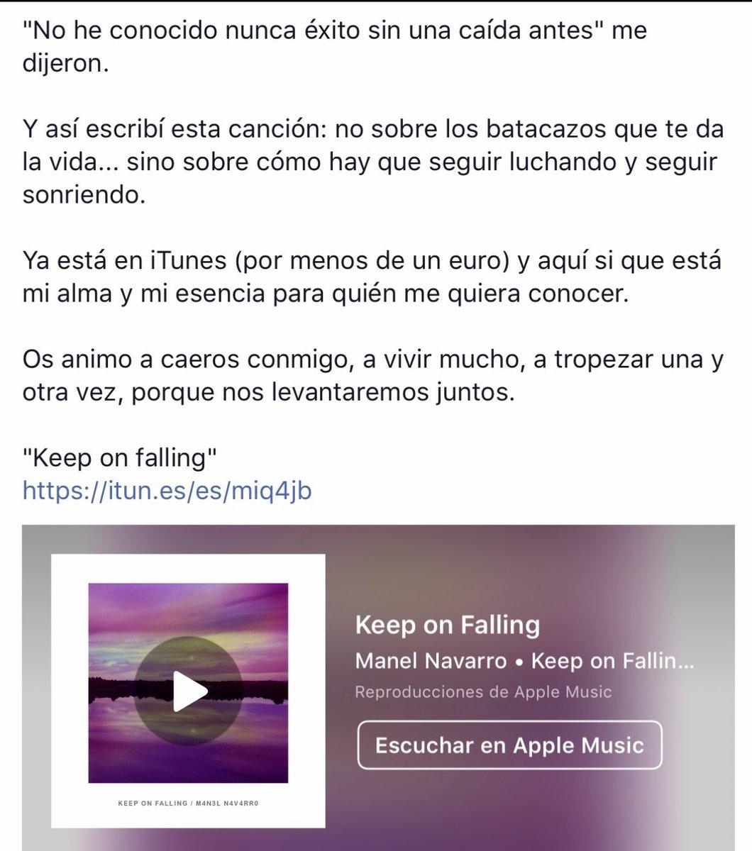 "Manel Navarro >> EP ""Cicatriz""  - Página 2 DBRHtUhXgAQFzB_"