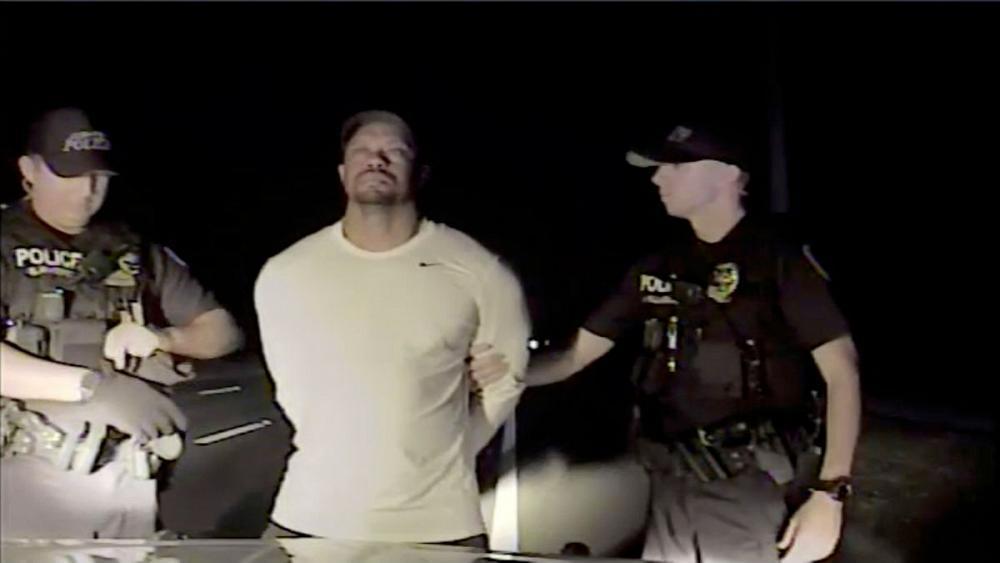 Tiger Woods arrestato! Video dell'umiliazione pubblica del campione di Golf