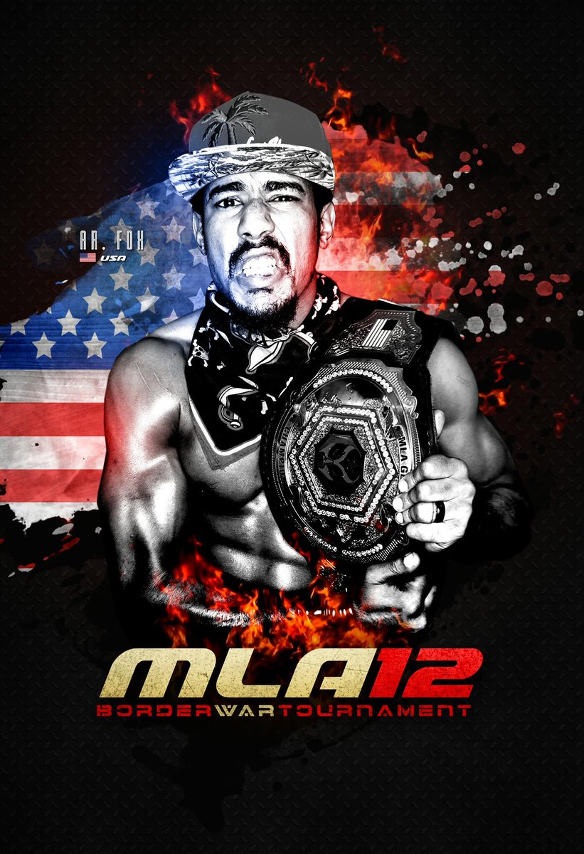 Entrant #10: The MLA Global champion AR Fox representing the U.S. #MLA12 #BorderWar #MLAWorldwide  Tickets:  http://www. muchaluchatl.com/shop  &nbsp;  <br>http://pic.twitter.com/5XSaD85G2K
