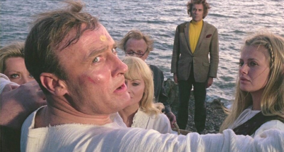 Image result for wicker man 1973 edward woodward