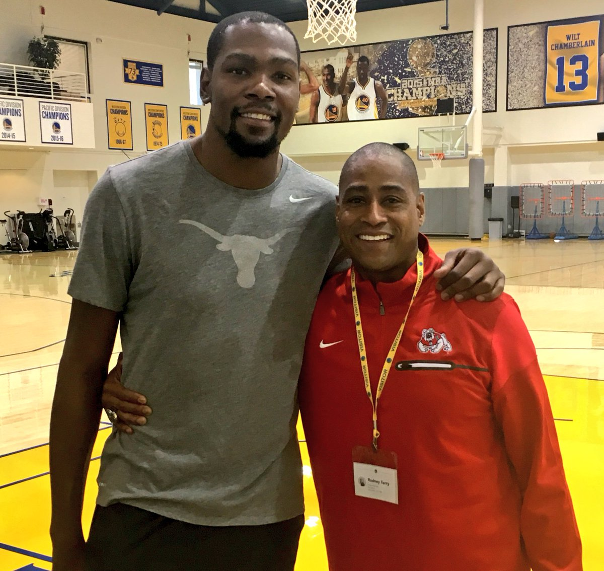 """Rodney Terry on Twitter: """"Really excited for the NBA Finals ..."""