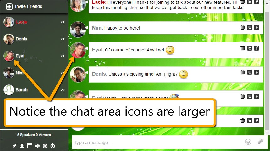 rumbletalk chat on twitter 20 easy chat css tricks for designing