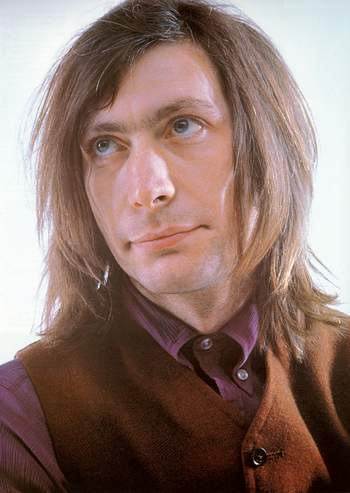 On this day 1941 drummer Charlie Watts was born.  Happy Birthday Charlie!