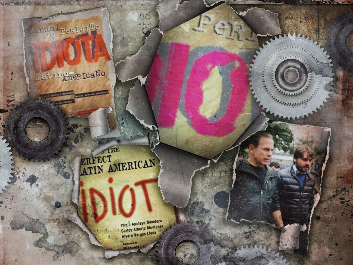 João Dória e o manual do perfeito gestor idiota latino-americano, por Luís Nassif https://t.co/KvQvAOGnDQ