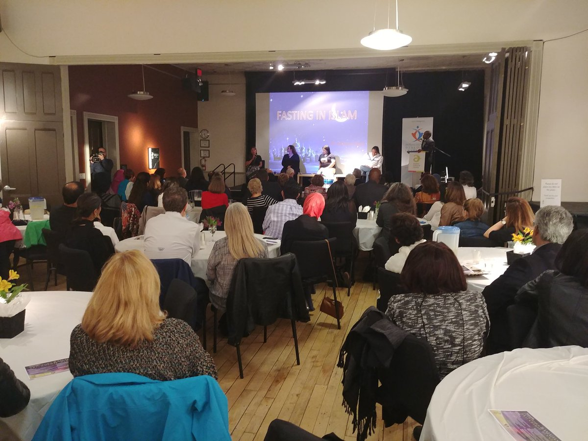 Standing ovation to our distinguished group of Indigenous speakers. A...