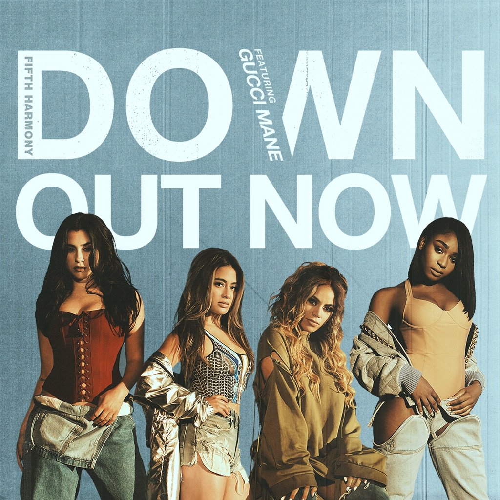IT'S GOIN' D O W N ⬇️ Our new single #DOWN ft. @gucci1017 is OUT NOW!!!! https://t.co/ySK53IoHJg