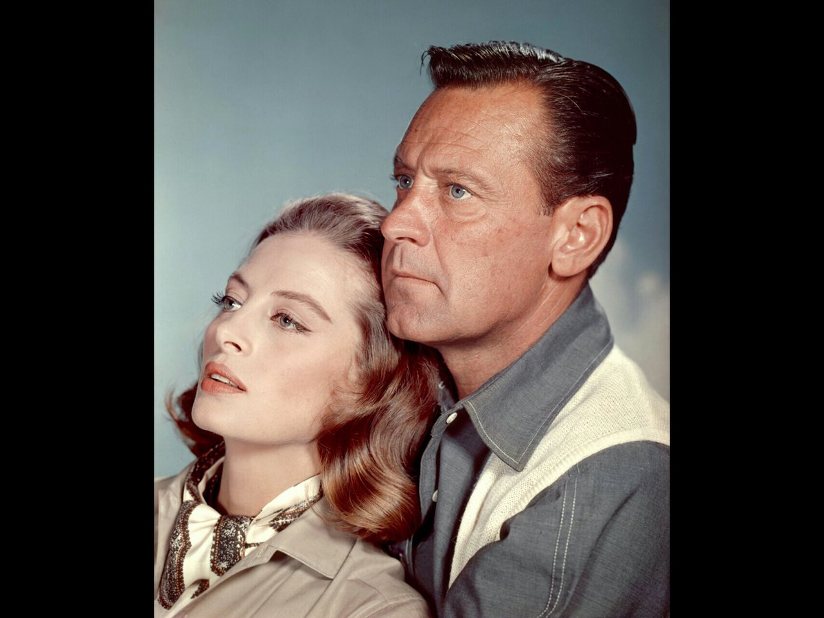 #WilliamHolden &amp; #Capucine in The Lion Director Jack Cardiff 1962 <br>http://pic.twitter.com/bcUD37HCKU