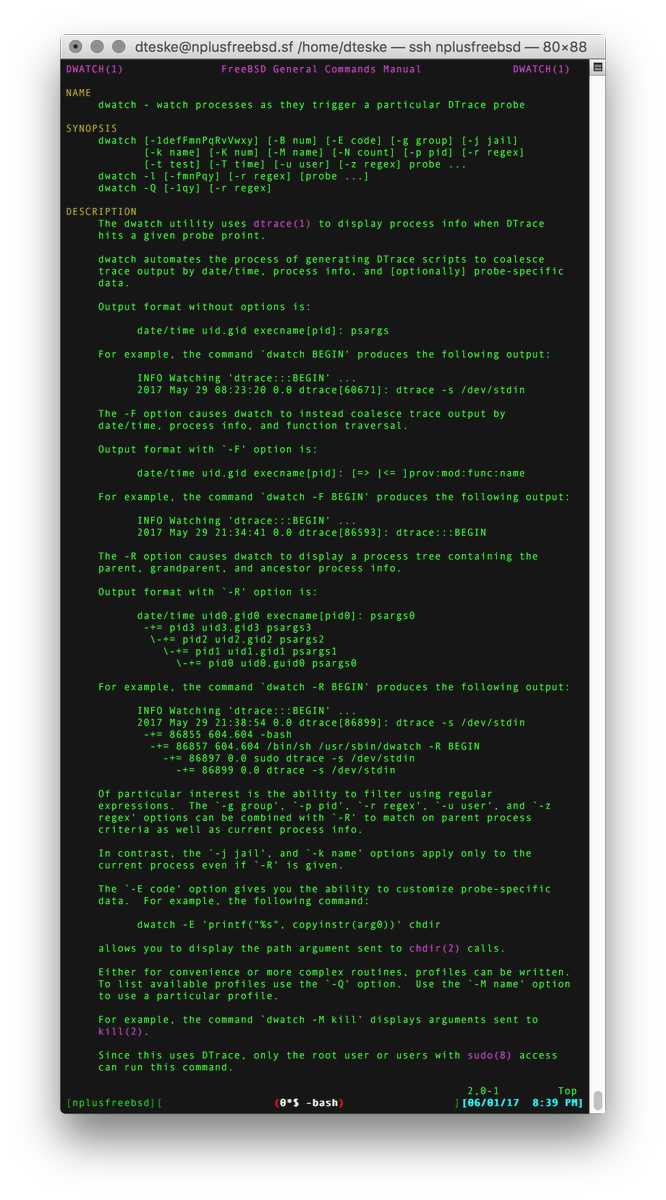 freebsd frau on twitter super sneak peek at the epic man page for rh twitter com iPad Mini User Guide iPhone 5 User Guide