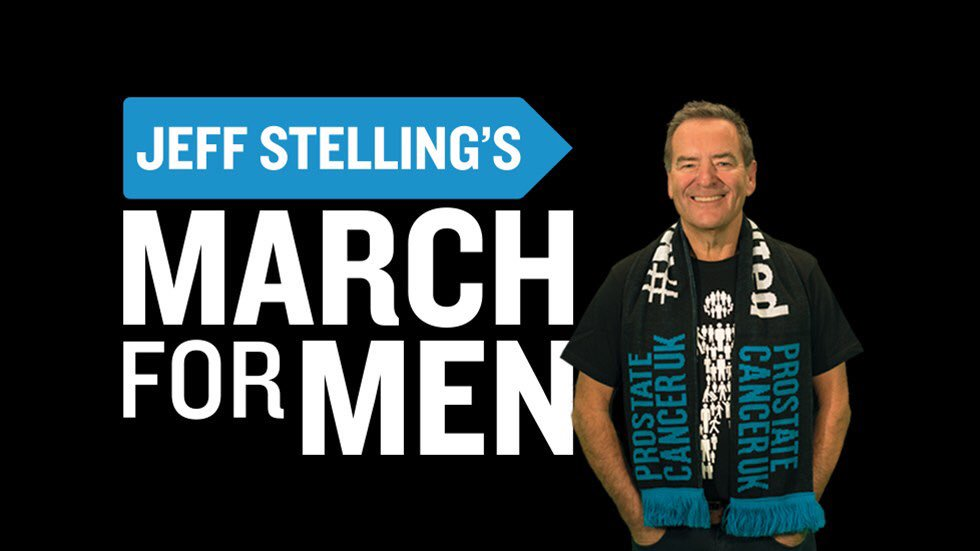 Wishing everyone taking on #JeffsMarch for @ProstateUK the very best of luck over the next 15 days! ⚽️  https://t.co/wh8LaHMklZ https://t.co/zJnhJMkgWQ