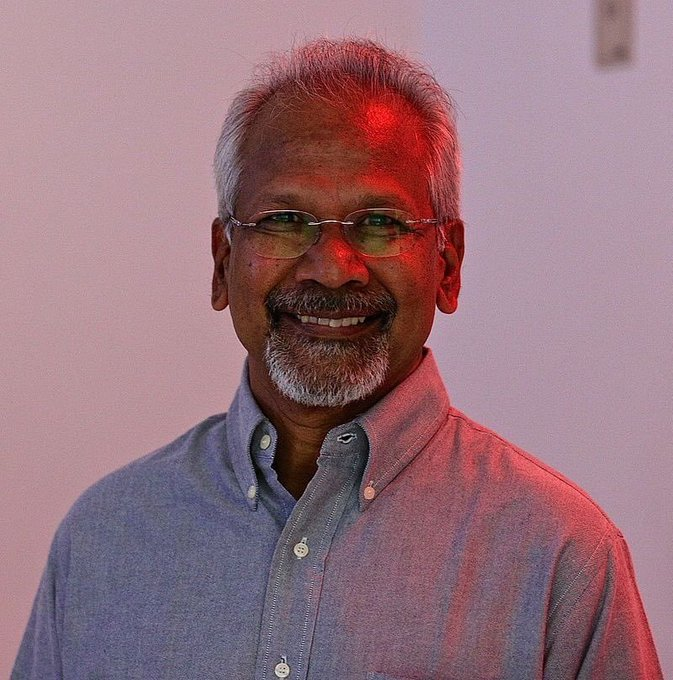 HAPPY BIRTHDAY MANI RATNAM :-