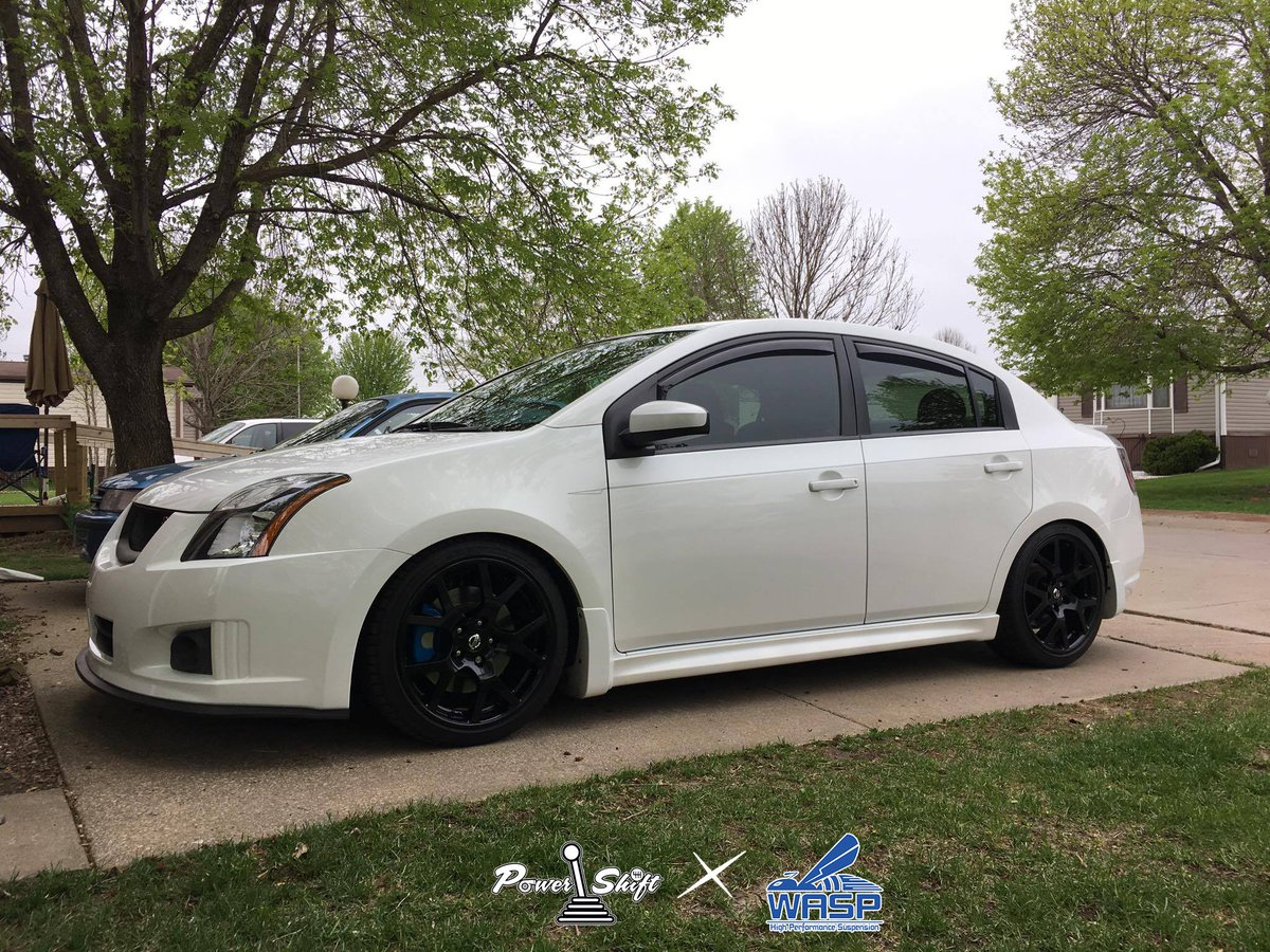 Wasp Racing On Twitter 2012 Nissan Sentra B16 Installed Wasp Racing Coilover Keep Your Car Lowered Make Your Car Awesome