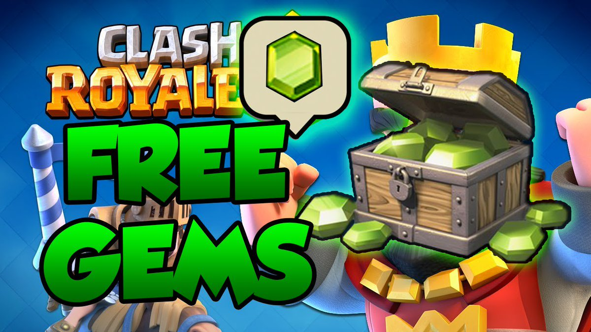 free gems com clash royale hack