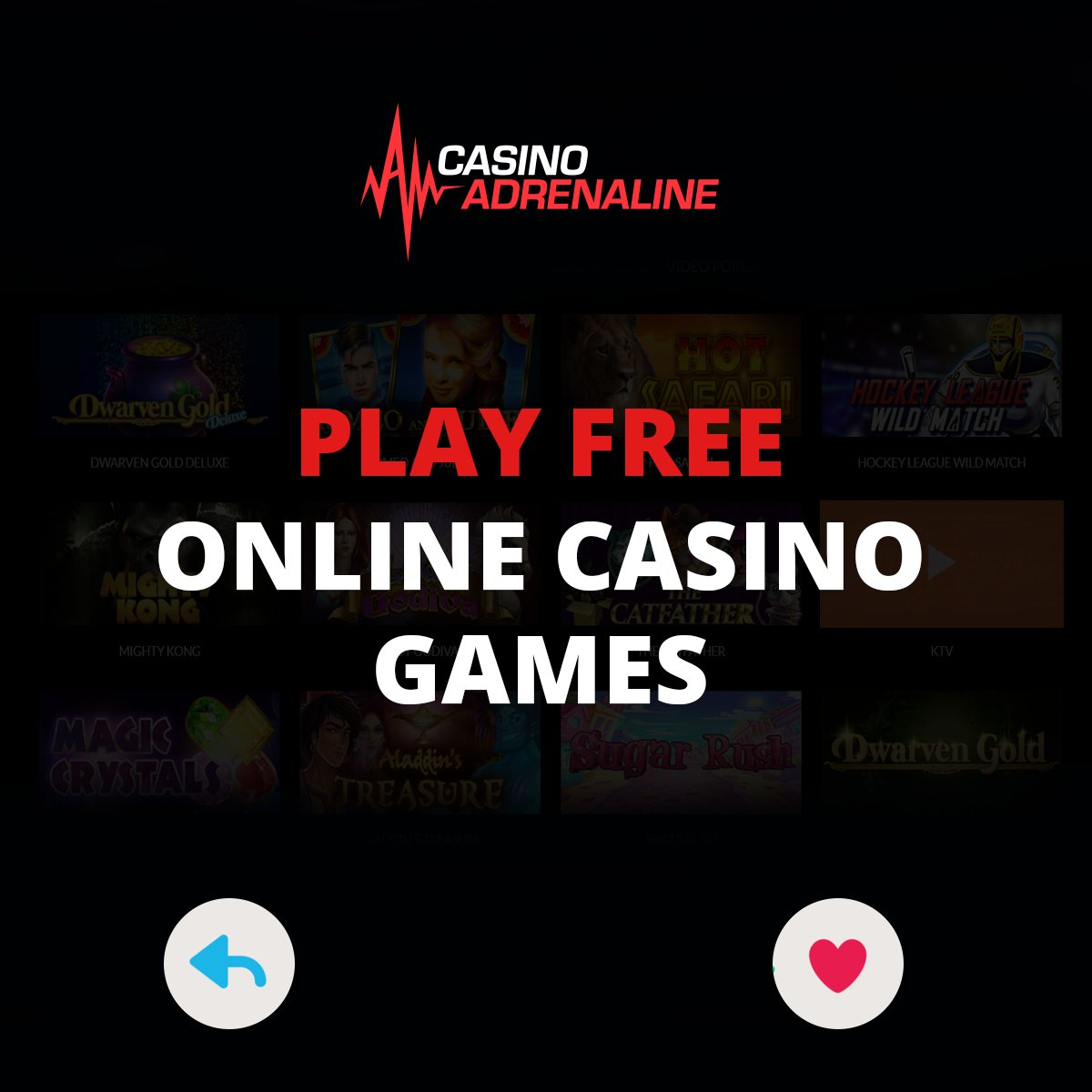 test Twitter Media - Online casino games are free and you can play it just for fun. Find out more: https://t.co/EJncOmiukd https://t.co/LwCmTWPcKF