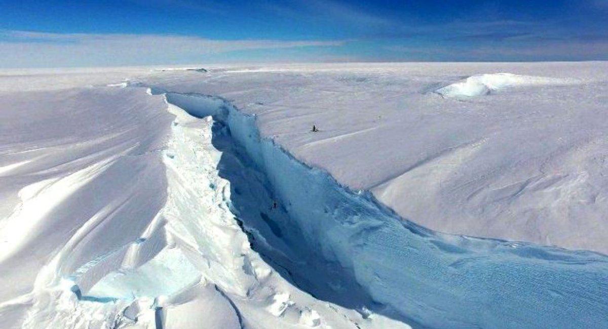 Resultado de imagem para Glacier Larsen C