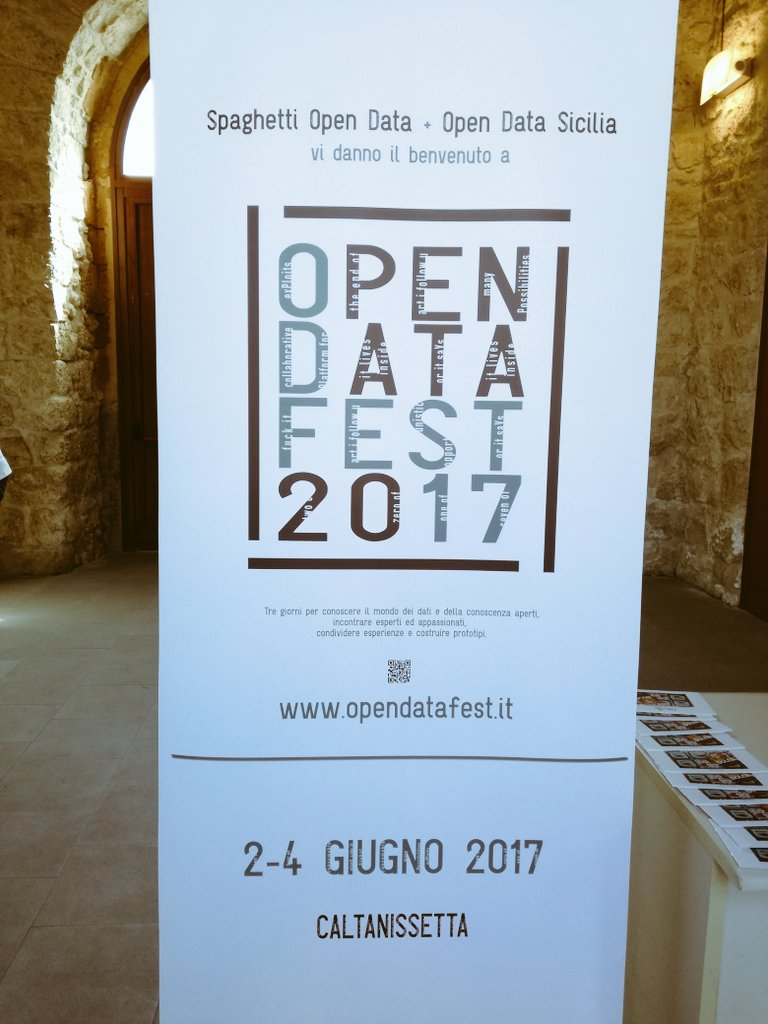 #ODFest17 ci siamo! https://t.co/BBnRfgmR2C