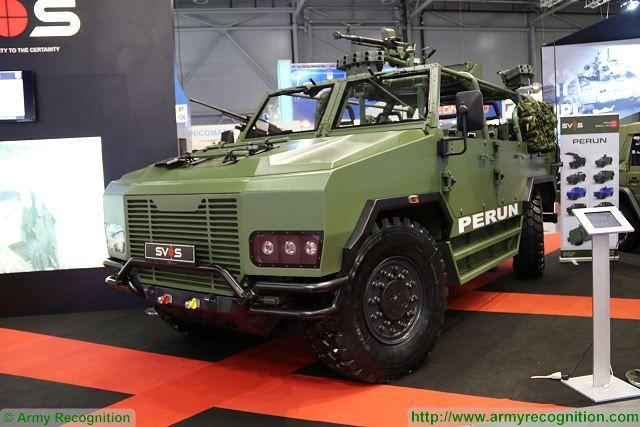 عربه PERUN  الخفيفه للقوات الخاصه من شركة SVOS التشيكيه  DBTZDyMXoAALQHx