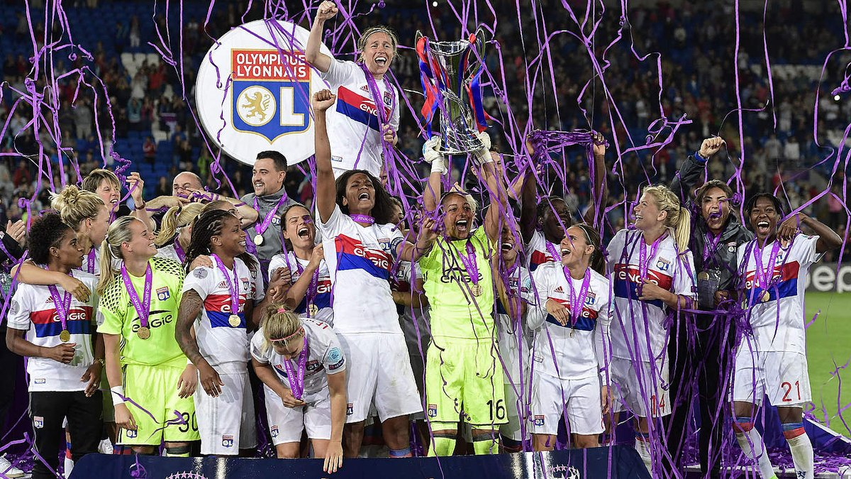 Congratulations to Dzsenifer #Marozsan, Pauline #Bremer, and Josephine #Henning on winning the @UWCL!    http:// bit.ly/LyonPSGUCL  &nbsp;  <br>http://pic.twitter.com/czYZbSTvUG