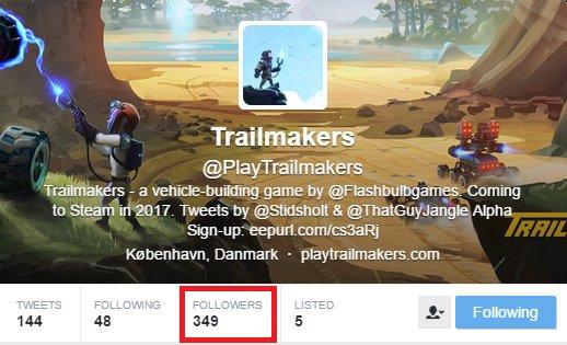 Trailmakers on Twitter: