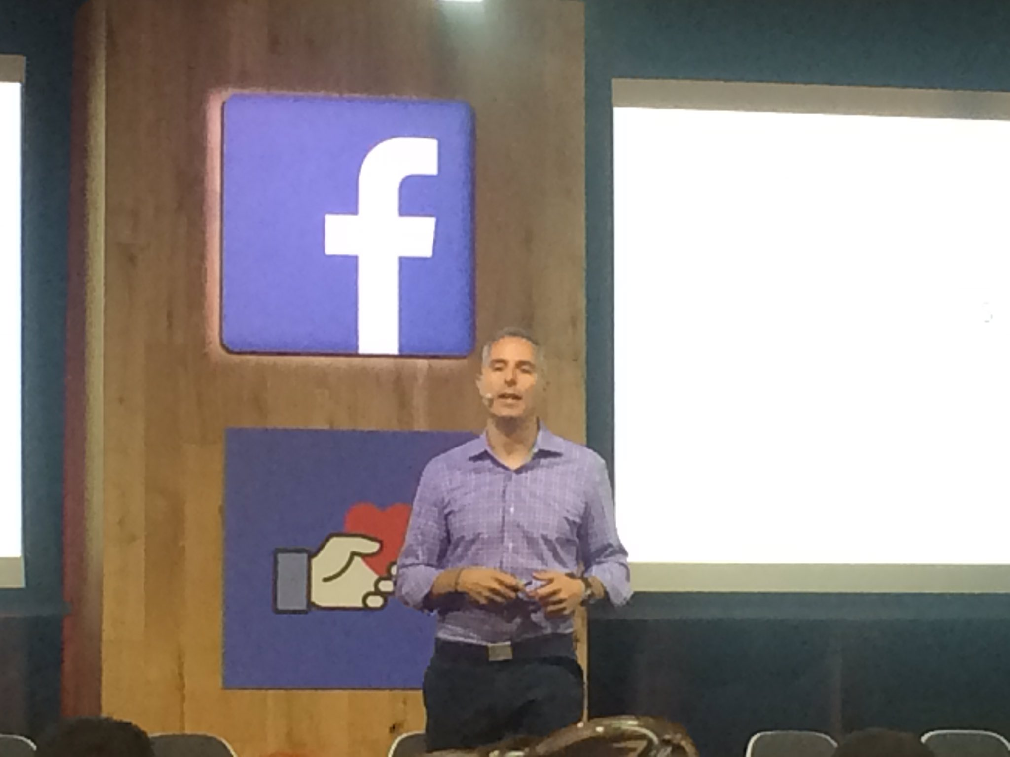 .@jcantarella intros @facebook social good products incl. #AmberAlerts 4 missing/exploited children & #CommunityHelp in crisis #FBsocialgood https://t.co/9bgrNl1Vav