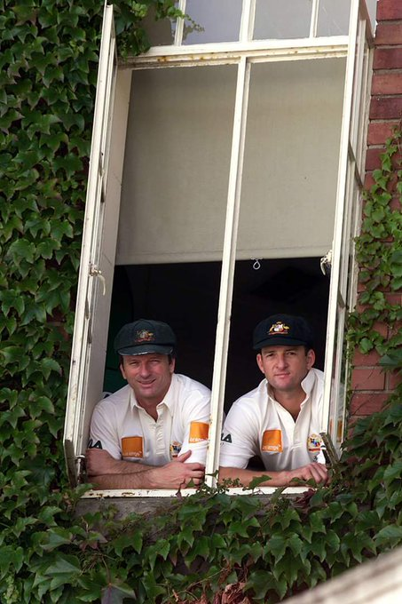 Happy Birthday to Mark & Steve Waugh who produced a combined 35,025 runs and 431 wickets at international level!