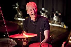 HAPPY BIRTHDAY CHARLIE WATTS !!  LETS SHOW THE LOVE & ROCK TO !!  HE IS A TRUE ICON !!