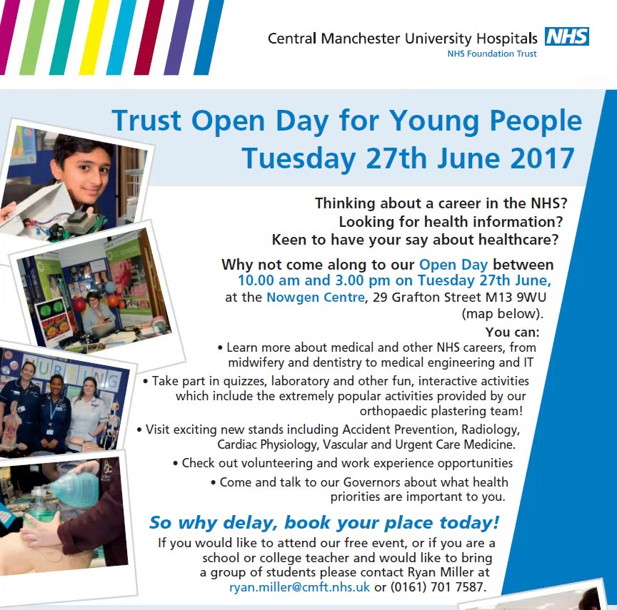 Thumbnail for Open Day for Young People 2017