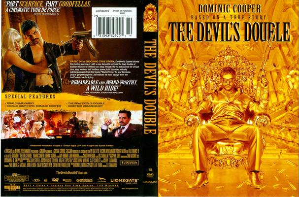 Happy Birthday to Dominic Cooper..his performance in The Devil\s Double(2011) was bloody brilliant!!