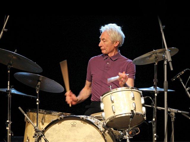 Happy birthday Charlie Watts, English drummer, born 2 June 1941.