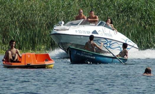 где можно покататься на лодке в ленобласти