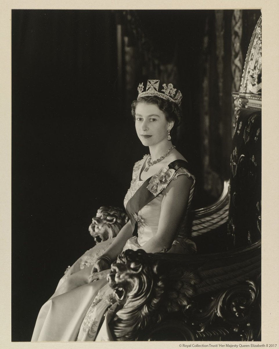 Today marks the 64th Anniversary of the Coronation of Queen Elizabeth II at Westminster Abbey.