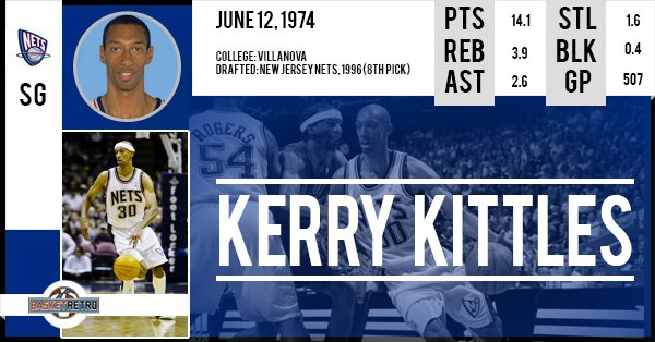 Happy Birthday Kerry Kittles