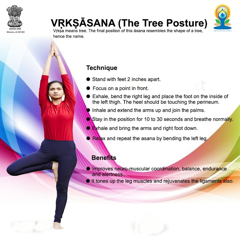 Ministry Of Ayush On Twitter Take Care Of Your Leg Muscles
