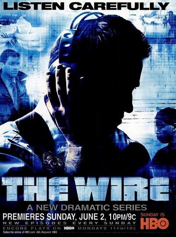 Evan Auerbach On Twitter The Wire Premiered On HBO Fifteen Years