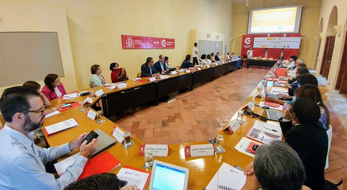 """COPOLAD on Twitter: """"Último día reunión grupo expert@s #drogas sobre mejores prácticas en #saludpública acorde a objetivos #UNGASS y Plan Hemisférico ..."""