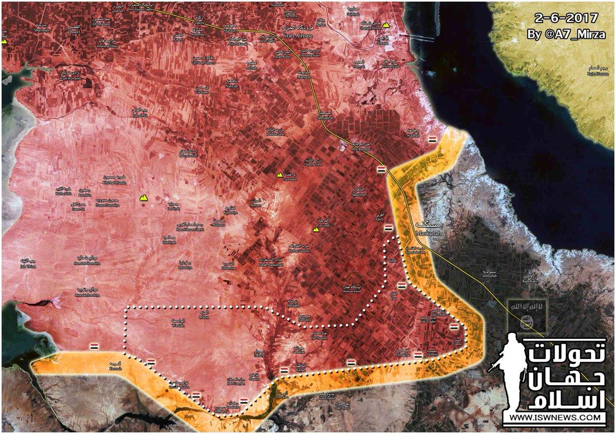 Syrian War: News #13 - Page 11 DBUSByIVwAA30Sq