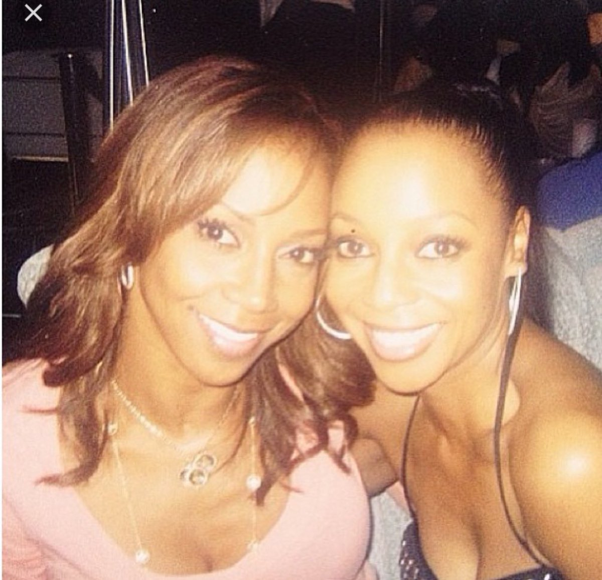 Terry ellis and holly robinson peete
