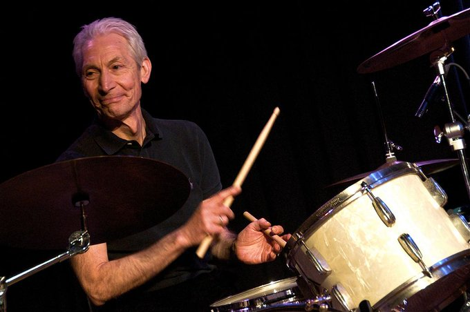 A Big BOSS Happy Birthday today to Charlie Watts from all of us at Boss Boss Radio!