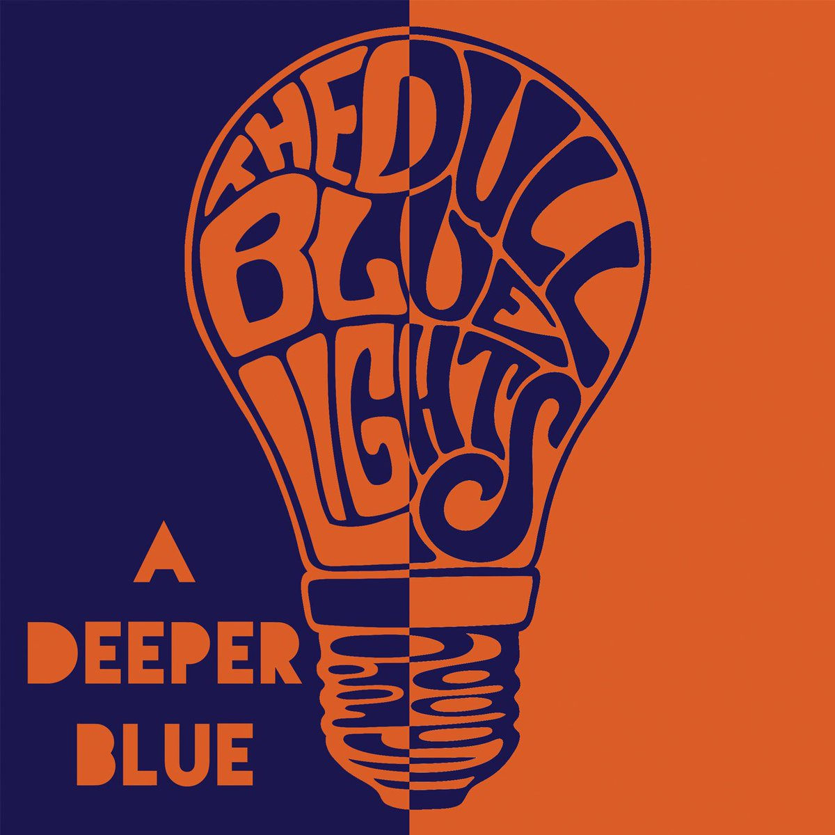 Image result for the dull blue lights a deeper blue