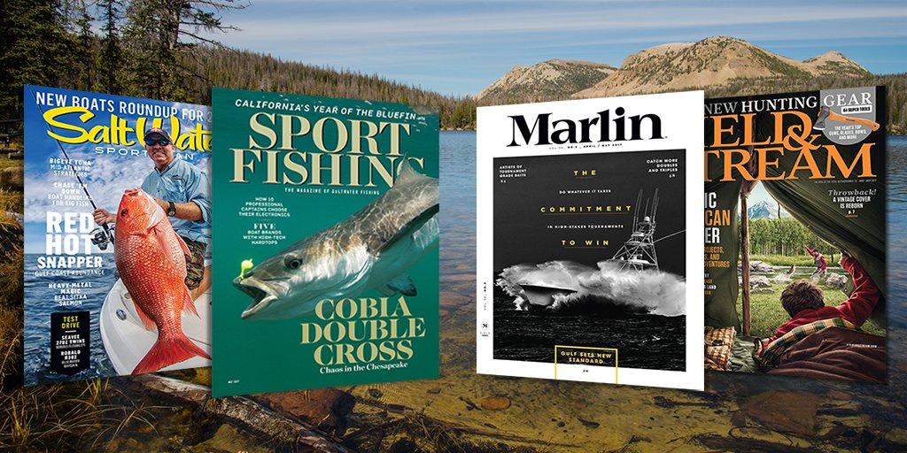 $5 Summer Sale happening now! Get a subscription to Marlin for only $5 & have the best summer yet: https://t.co/TtWCZmnCWH https://t.co/KppzGbubIy