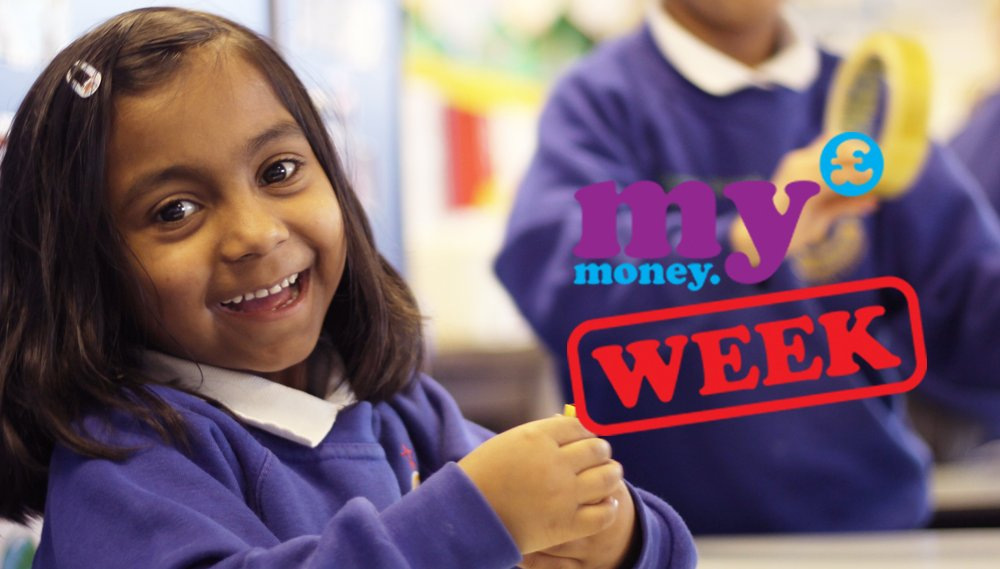 Just over a week to go - don't miss out - download your free #mymoneyweek resources now and take part 12 - 18 June https://t.co/ZfWhZ05VmN https://t.co/IzEd6mc975