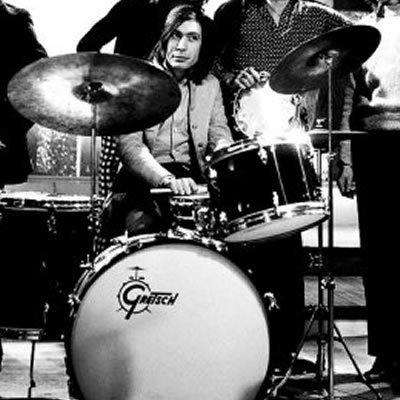 Happy birthday Mr drummer Charlie Watts.